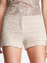Express  Crocheted Shorts