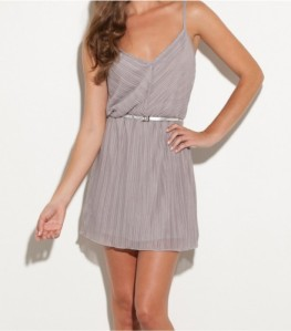G by Guess Prim Pleated Dress