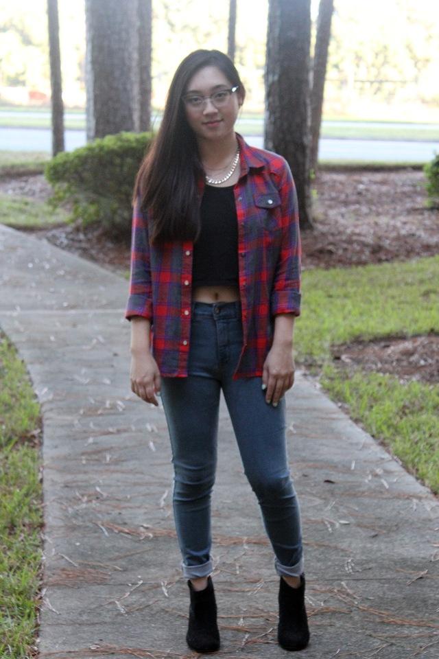 Model: Kim Dang, Photographer: Maureen Mariano